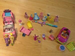 Poly pockets collection
