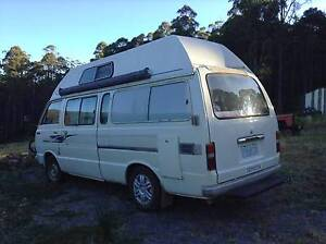 Toyota Hi Ace Campervan Kellevie Sorell Area Preview