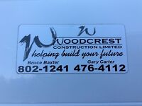 Woodcrest Construction Co. Ltd