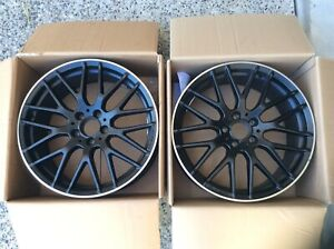 Genuine AMG Alloy Wheels