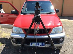 2002 Daihatsu Terios Wagon with A Bar Towing Hitch Glenorchy Glenorchy Area Preview