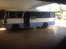 1990 Toyota Coaster Robertson Brisbane South West Preview