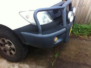 toyota hilux bull bar 2005 on Ryde Ryde Area Preview