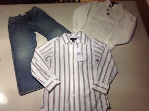 Boys 3-piece outfit size 5T- Tommy shirt still with tags!!!