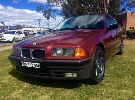 1994 BMW 318i E36 Auto Sedan Immaculate 3 months Rego
