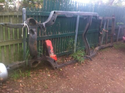 Diff - chassis rail suit hz Holden one tonner