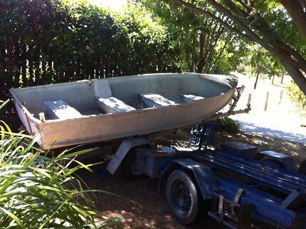 Boat - Tinnie - Aluminium