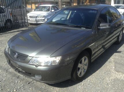 2002 Holden VY Commodore Sedan Logan Central Logan Area Preview