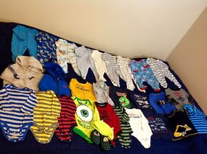 Baby boy 6-12months clothes