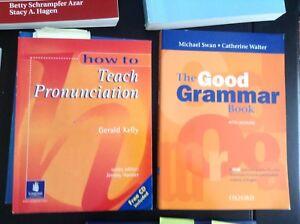 ESL  curriculum books
