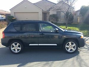 2007 Jeep Compass turbo diesel reduced Gungahlin Gungahlin Area Preview