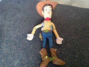 Toy story woody doll $10'  (50cm tall ) Kallangur Pine Rivers Area Preview