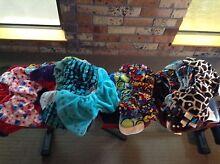 Itti Bitti Cloth Nappy Bundle - tutto, AIO, SIO plus more East Maitland Maitland Area Preview