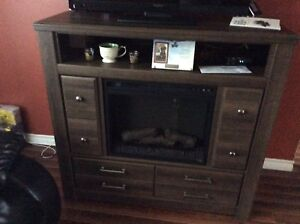 Fireplace in excellent condition only used a couple of times