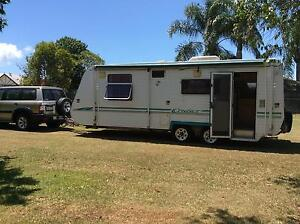 2002 Regent Cruiser Caravan Bridgeman Downs Brisbane North East Preview