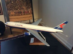 Canadian Airlines 767 Model Aircraft
