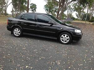 2004 Holden Astra Sedan Dangarsleigh Armidale City Preview