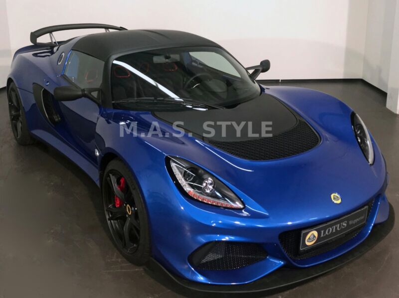 Lotus Exige Sport 350 by M.A.S. STYLE incl. Sportabgas