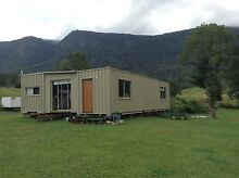 Shipping Container Home Murwillumbah Tweed Heads Area Preview