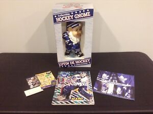 Maple Leafs Gnome and Collectibles