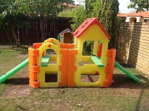 Double playground gym with sprinkler + free playhouse Sunnybank Hills Brisbane South West Preview