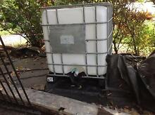1000litre water container Freshwater Manly Area Preview