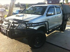 2009 Toyota Hilux 4x4 Sr5 upgraded Kealba Brimbank Area Preview