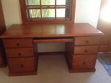 Desk and filing cabinet Toronto Lake Macquarie Area Preview