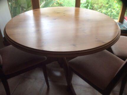 Baltic Pine Table