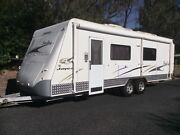 Jayco Sterling semi off-road caravan with solar, a/c and ensuite Wanneroo Wanneroo Area Preview