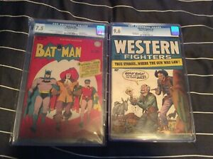 Selling Off 6 CGC Graded Comic Books NICE BOOKS!!