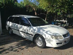 2004 Holden Commodore Wagon PERFECT FOR BACKPACKERS OR FAMILY CAR Melbourne CBD Melbourne City Preview