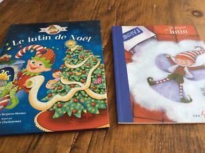 Superbe!!!!! Livres pour entretenir la magie des lutins de Noël