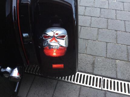Harley Davidson tri glide trike
