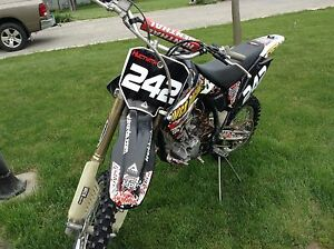 Crf150R Tons of upgrades ,   PROFESSIONALY BUILT by Wck Honda