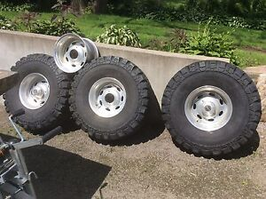 """Rims for F350 38x15""""6 50R16"""