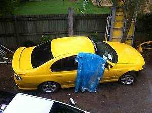 Ford XR6 Sedan 2006 BA Wrecking Parts Available Loganlea Logan Area Preview