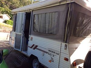 Coromol Magnum 440 Rally XC Off Road Camper Nambour Maroochydore Area Preview