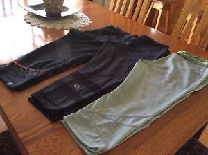 3 paires de pantalon sport (m)