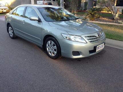 2009 Toyota Camry Sedan North Ward Townsville City Preview