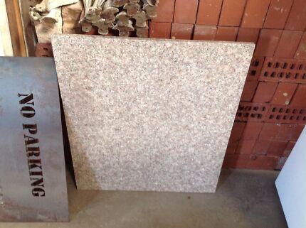 Granite piece.