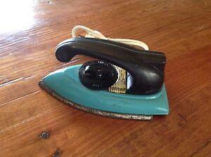 Antique child's iron