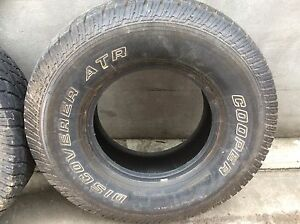 2 x Cooper Discoverer ATR 285/75R16 TYRES Daceyville Botany Bay Area Preview