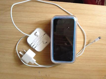 Blue 16gb iPhone 5c Balga Stirling Area Preview