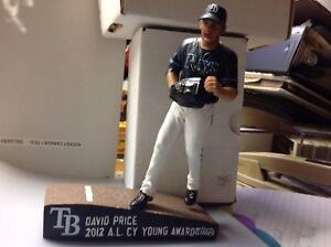 Tampa Bay Rays Figurines and bobblehead