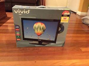 "Vivid 47cm (18.5"") HD LED LCD TV with DVD Player Ashgrove Brisbane North West Preview"