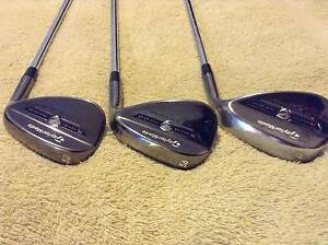 Taylormade Golf Clubs TP Wedge Set Clayton Monash Area Preview
