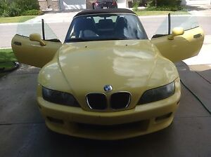 2001 BMW Z3 2.5 I CONVERTIBLE ROADSTER