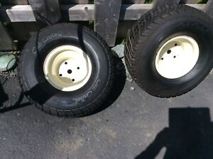 Lawn tractor tires 20x9x8