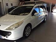2006 Peugeot 307 turbo diesel Belmont Belmont Area Preview